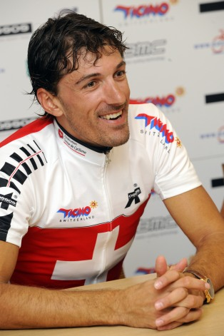 22.09.2009 - Swiss Cycling:  Fabian Cancellara