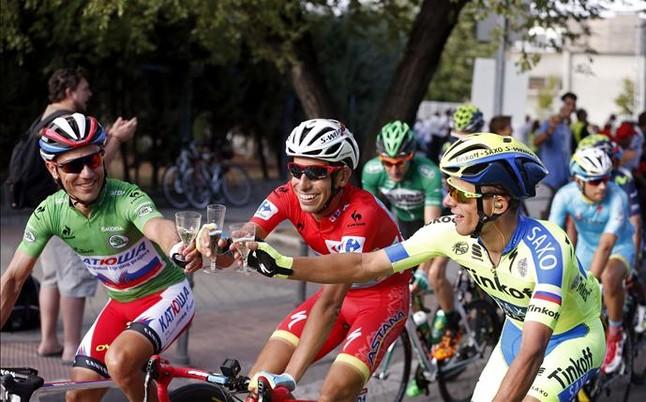 La Vuelta a España 2016 GCPreview
