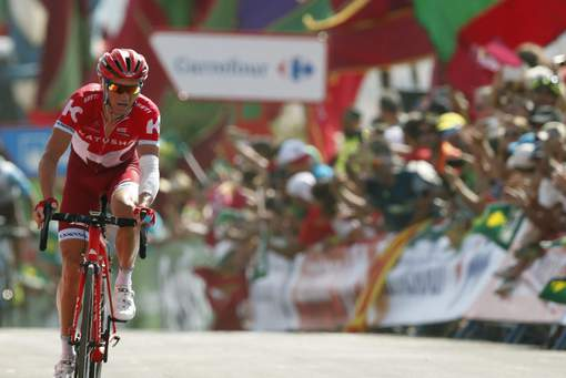 La Vuelta Cycling Tour