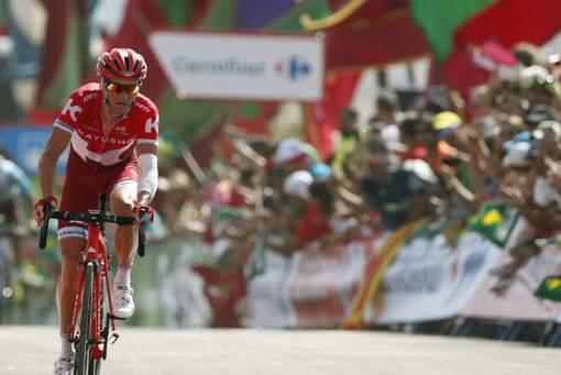 La Vuelta Cycling Tour