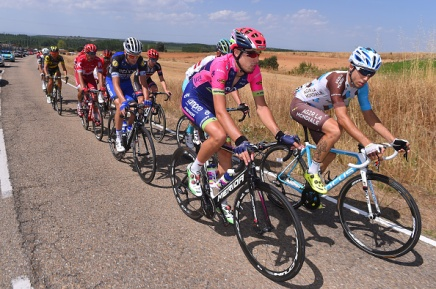 Cycling: 71st Tour of Spain 2016 / Stage 8
