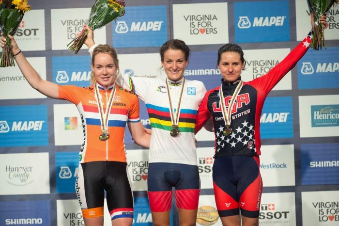 Women's Road Race World Championships – Doha2016