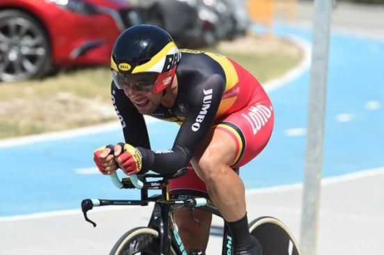 09-09-2016 Vuelta A Espana; Tappa 19 Xabia - Calp; 2016, Lotto Nl - Jumbo; Campenaerts, Victor; Calp;