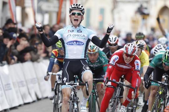Trofeo Mallorca - Stage Two