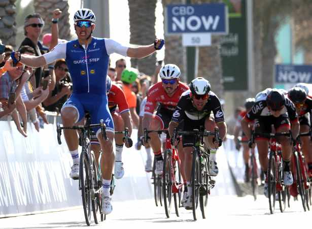 DUBAI TOUR: ARRIVES FIRST STAGE