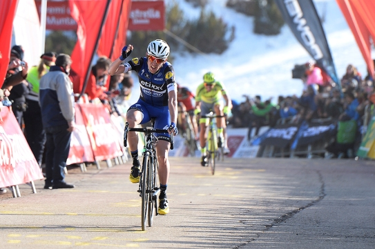 Cycling: 96th Volta Catalunya 2016 / Stage 3