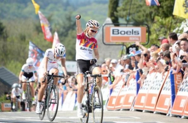 Pauline-Ferrand-Prevot-winner-Womens-Fleche-Wallonne