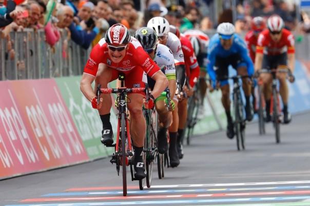 Andre Greipel Giro d'Italia