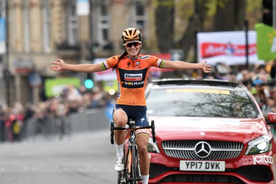 Women's Tour de Yorkshire 2017