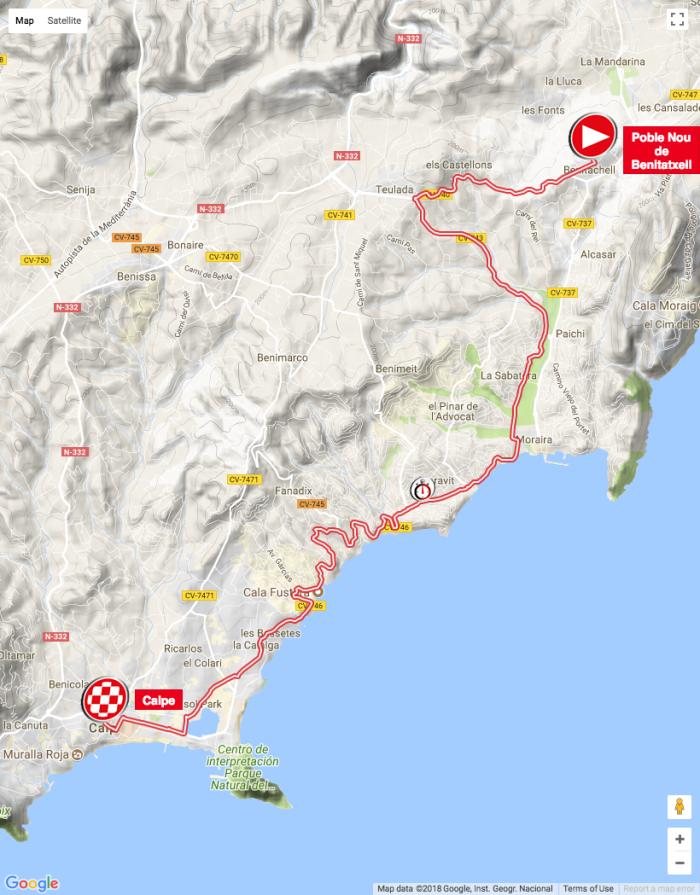 TTT Route
