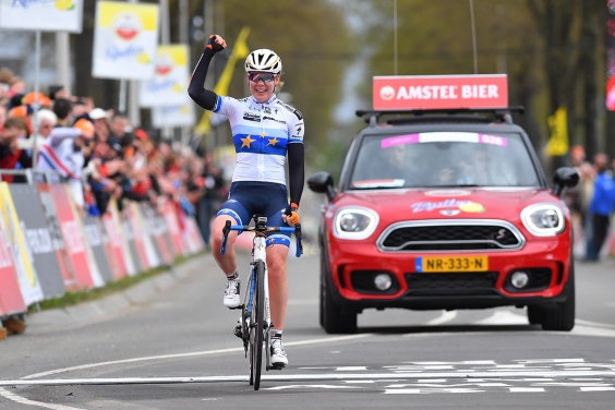 Cycling: 4th Amstel Gold Race 2017 / Women