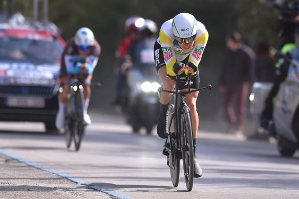 Tirreno-Adriatico 2018, stage 7: Dennis TT