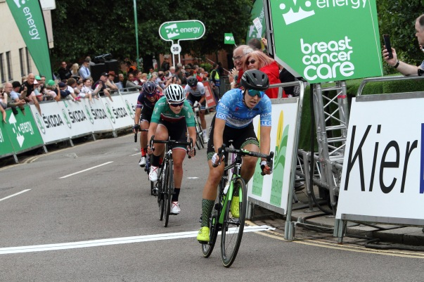 OVO Energy Women's Tour 2018 | Stage 2 Rushden to Daventry