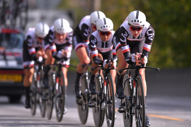 Cycling: 90th Road World Championships 2017 / TTT Women Elite