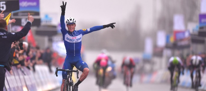 Cycling: 73rd Dwars door Vlaanderen 2018